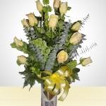 Arreglo de Rosas Amarillas